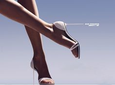 AWESOME CUTE Shoes  Air France Ad