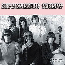 "Jefferson Airplane  ""Surrealistic Pillow"" (1967)"