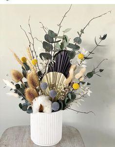 Boquette Flowers, Dried Flowers, Paper Flowers, Wedding Flowers, Dried Flower Arrangements, Flower Centerpieces, Diy Wedding Decorations, Flower Decorations, Amazing Flowers