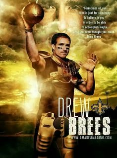 Saints Drew Brees