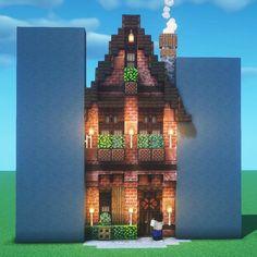 Minecraft House Plans, Minecraft Houses Survival, Minecraft Cottage, Minecraft Castle, Minecraft Medieval, Cute Minecraft Houses, Minecraft Houses Blueprints, Minecraft House Designs, Amazing Minecraft