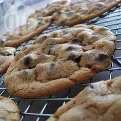 Die besten, dicksten Chocolate Chip Cookies der Welt