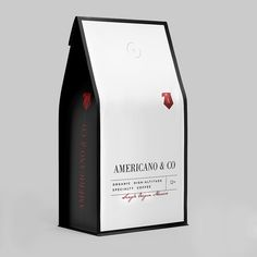 Rice Packaging, Food Packaging Design, Coffee Packaging, Coffee Branding, Packaging Design Inspiration, Product Packaging Design, Coffee Labels, Retail Packaging, Acerola