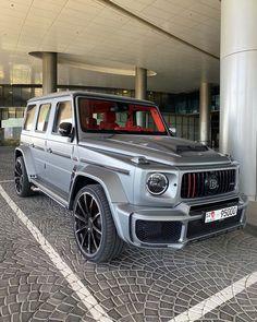 Mercedes G Wagon, Mercedes Benz G Class, Rich Cars, Small Luxury Cars, Mercedez Benz, Car Goals, Car Colors, Maybach, Amazing Cars
