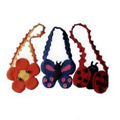 Maggie's Crochet · Spring Fever Little Purses