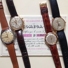 Vintage Omega | www.petite-geneve.fr