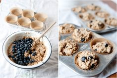 Kitchen Sink Muffins: one recipe, hundreds of options - MOMables® - Healthy School Lunch Ideas