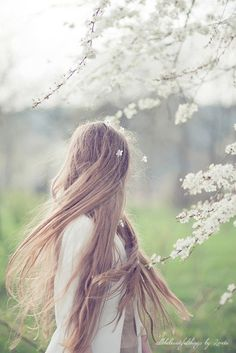 girl, beautiful and hair image on We Heart It Tmblr Girl, A Course In Miracles, Ethereal, Her Hair, Ulzzang, Portrait Photography, Dreamy Photography, Romantic, In This Moment