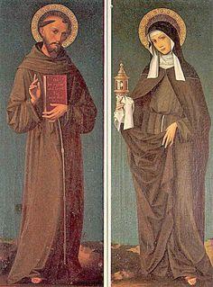 Santa Clara de Assis, Saint Clare Of Assisi, Санта-Клара-де-Ассис, サンタクララデアシス, 圣克拉拉德阿西斯