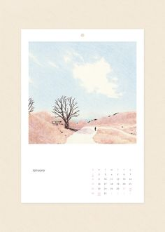 이규태작가 2017 달력 유어마인드 Bullet Journal Aesthetic, Bullet Journal Art, Bullet Journal Ideas Pages, Aesthetic Pastel Wallpaper, Journal Stickers, Calendar Design, Aesthetic Stickers, Cute Art, Collage Art