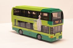 Lego Southern Vectis Bus Side