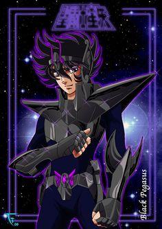 Saint Seiya - Black Pegasus
