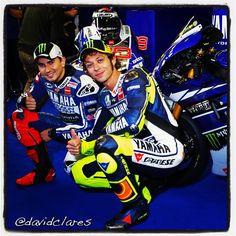 The Yamaha Team
