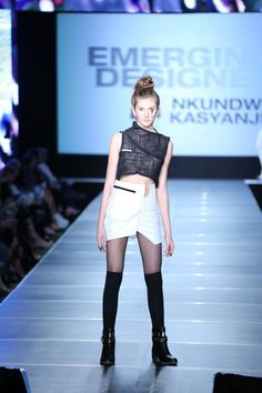 Thursday Night Emerging Designer Nkundwe Kasyanju