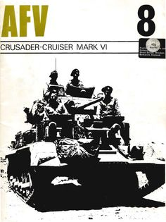 Livre - Crusader Tank - AFV Weapons 08