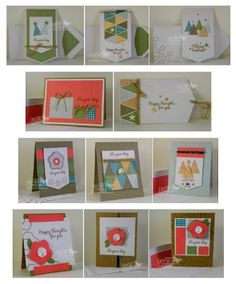 Stampin' Up! Paper Pumpkin June 2015 additional projects. Debbie Henderson, Debbie's Designs.