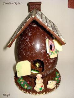 CHRISTINA KELLER CHOCOLATES (CASINHA DO COELHO)
