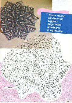 Kira scheme crochet: Scheme crochet no. Crochet Cross, Thread Crochet, Love Crochet, Filet Crochet, Crochet Stitches, Crochet Round, Crochet Doily Diagram, Crochet Square Patterns, Crochet Motif