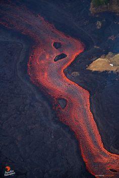 Lava River, Kapoho Hawaii June 2018