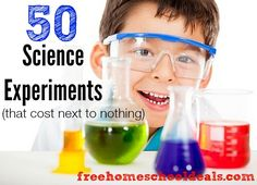 Science is one subject where it is easy to feel as if you have to spend a lot of money in order to give your kids an interesting, hands-on learning experience.