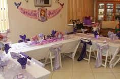 Princess Birthday Party Ideas | Photo 12 of 49 | Catch My Party