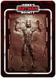 Food Photographer Creates Awesome Carbonite Chocolate Figurines. Mmm. Han Solo.