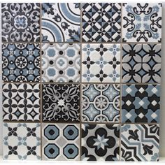 1000 images about carreaux anciens on pinterest cuisine - Carrelage motif leroy merlin ...