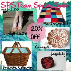 SPSTeam Sales! by hanjinaty on Polyvore   20% OFF on everything in these five amazing shops with the coupon code SPST0415!  Until April 12, 2015