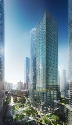 Fifty Five Hudson Yards - Pictures