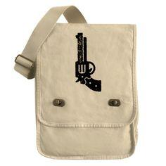 Vintage Gun Field Bag