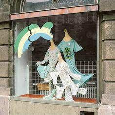 Budapest, 1989, Butterfly, sleepware, panties #DavidHlynsky