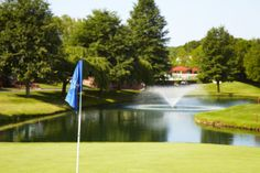 The Hamlet's one of Long Island's most beautiful Golf Courses