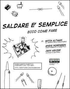 """I came across the """" Soldering is Easy """" comic book in my internet travels and learned quite a bit in a very short time. My soldering skills . Soldering Tools, Soldering Jewelry, Soldering Iron, Soldering Techniques, Art Techniques, Welding Training, Do It Yourself Jewelry, Working Area, Metal Working"""