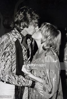 barry manilow getty images | Barry Manilow and Lorna Luft during Barry Manilow…