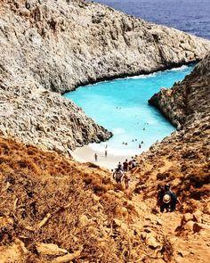 •Seitan Limania•  #greece#crete#seitanlimania#summer#summer#summertime#love#friends#ricks#mountain#amazing#qualitytime#sea#place