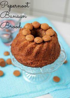 Pepernoten / Kruidnoten Banaan Brood - De Bakparade