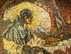 Want this print of St Martin De Porres