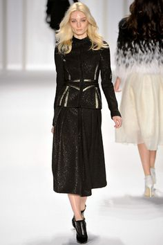 "New York Fashion Week: Fall 2012 RTW ""J. Mendel"" 