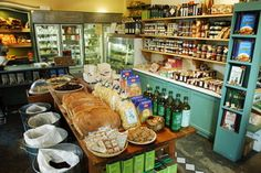 favorite neighborhoods and hangout spots in Athens - messogia grocery store, plaka, athens, greece