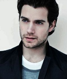 Henry Cavill (the guy rumored to be the lead)