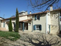 5 Bedroom House For Sale in Charente, FRANCE - Property Ref: 700040