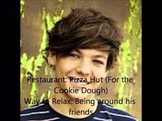 Harry, Niall, Liam, Zayn.