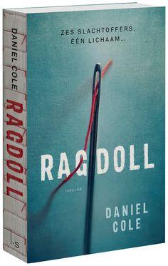 Voor liefhebbers van Samuel Bjørk komt nu het ijzingwekkende debuut Ragdoll van Daniel Cole. L...