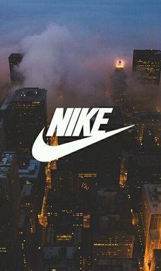 fond, Nike, ville