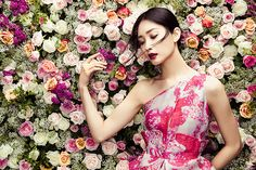 Phuong My Spring/Summer 2015, photography by Jingna Zhang - ego-alterego.com