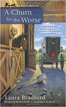 The murder on an Amish farmer in his barn shatters a peaceful summer.