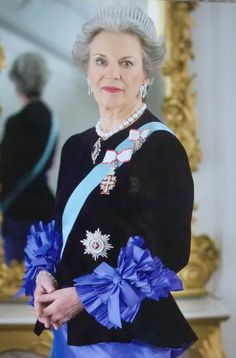 The Royal Danish House of Glucksborg: Princess Benedikte Astrid Ingeborg Ingrid, Princess of Denmark,