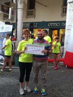 28/05/2015 - Corri X Rovigo - Ottica Toffoli