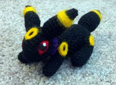 Baby Umbreon pattern - I need to find somone who can make this for me!