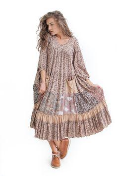 Платье надир